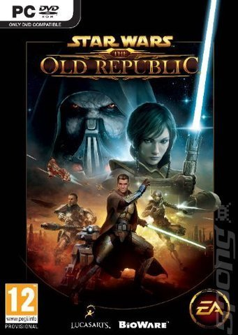 Electronics Arts Star Wars The Old Republic PC Game