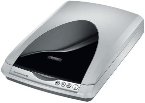 Epson Perfection 1670 Scanner