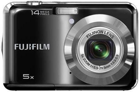 Fujifilm FinePix AX330 Digital Camera