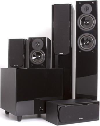 Sherwood GSP5110 Speakers