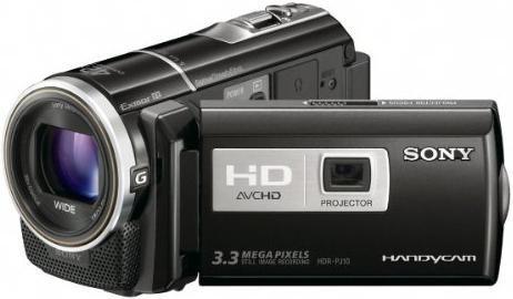Sony Handycam HDR-PJ10 Camcorder