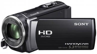 Sony Handycam HDRCX210E Camcorder