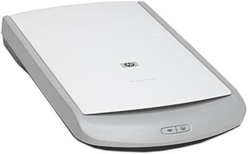 HP 2400 Flatbed Scanner