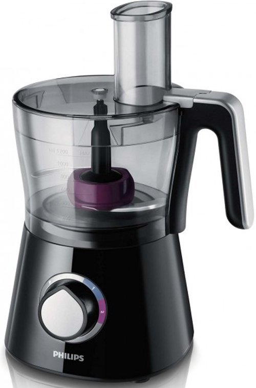 Philips Food Processor With Stainless Steel Bowl