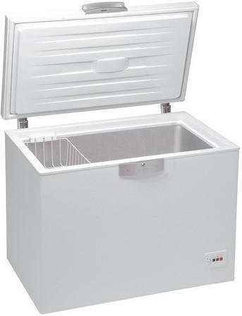 BEKO HSA20520 Freezer