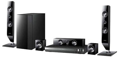 Samsung HTD453 Home Theatre System