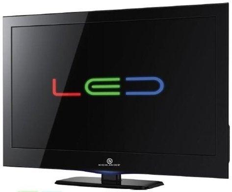 Highlander MHDV3241 32inch Full HD LED TV
