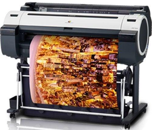 Canon IPF760 printer