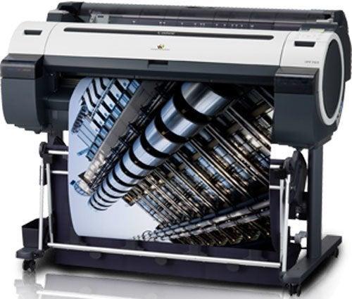 Canon IPF765 printer