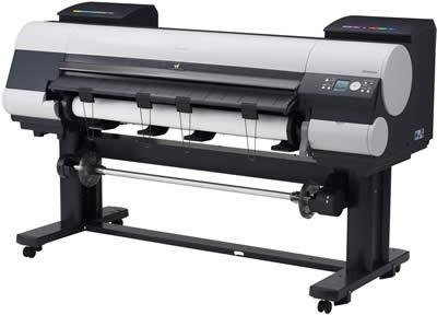 Canon IPF8000 Printer