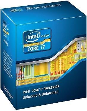Intel Core i7 2600K BX80623I72600K 3.4GHz Processor