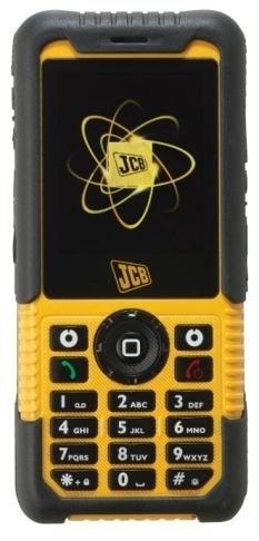 JCB Toughphone Sitemaster TP802 Mobile Phone