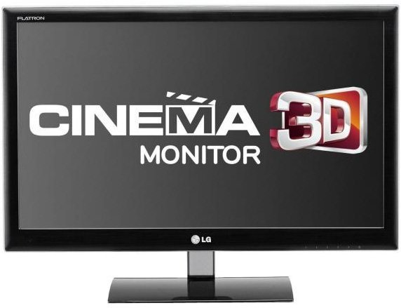 LG D2770P-PN 24inch LED Monitor