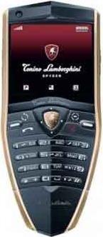 Lamborghini 680 Mobile Cell Phone