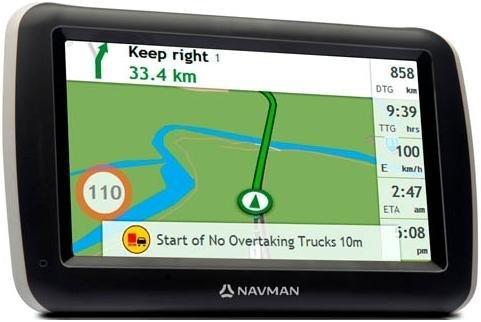 Navman MYEscape GPS Device