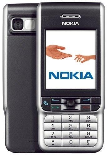 Nokia 3230 Mobile Phone