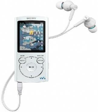 Sony NWZ-S764 8GB MP3 Player