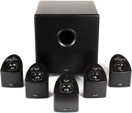 Mirage Nanosat 5.1 Speakers
