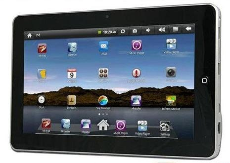 Neopad M103 10.2inch Touchscreen Tablet