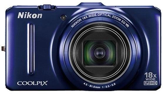Nikon Coolpix S9200 Digital Camera
