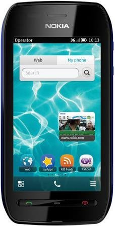 Nokia 603 Mobile Cell Phone