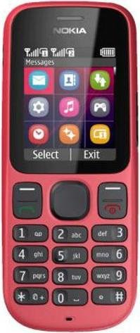 Nokia 101 Mobile Cell Phone