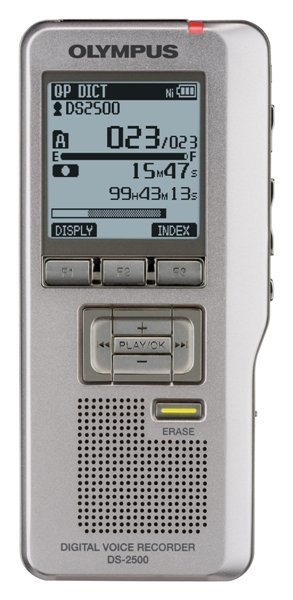 Olympus DS-2500 Portable Digital Recorder