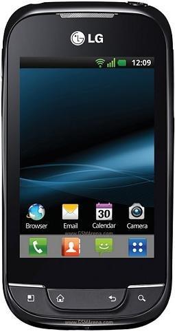 LG Optimus Spirit P690 Mobile Phone