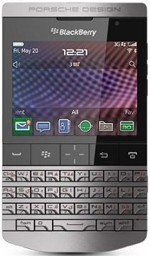 BlackBerry Porsche Design P9981 Mobile Cell Phone