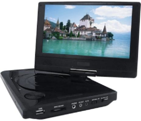 Lenoxx PDVD800 DVD Player