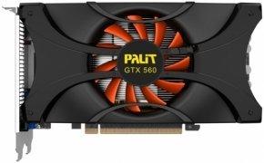 Palit GeForce GTX560 Sonic Platinum 1GB Graphics Card
