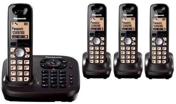 Panasonic KX-TG6564ALT Telephones