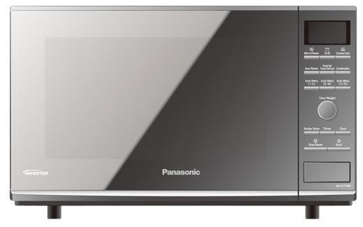 Panasonic NNCF770M Microwave Oven