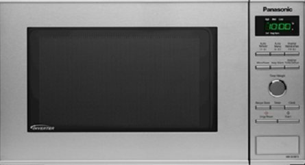 Panasonic NN-SD381S Microwave Oven