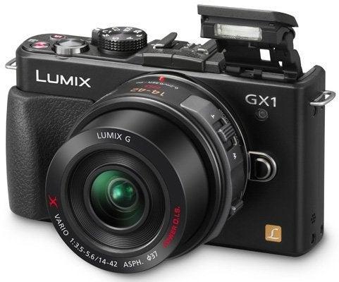 Panasonic LUMIX DMC-GX1 Digital Camera