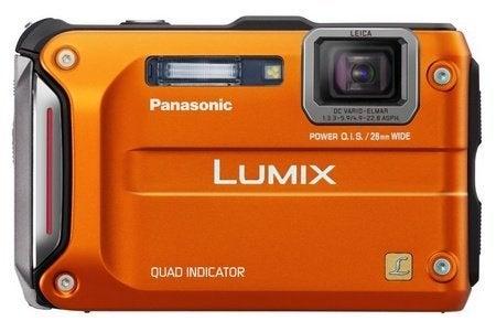 Panasonic Lumix DMC-FT4 Digital Camera