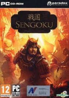 Paradox Interactive Sengoku PC Game