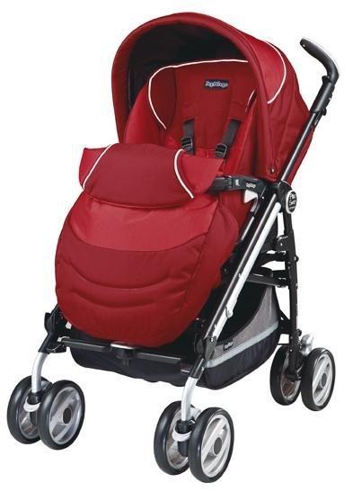 Peg Perego Pliko Switch Compact Stroller