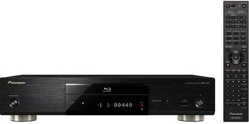 Pioneer BDP-440 Blu-ray Player
