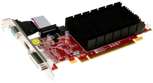 PowerColor Radeon HD6450 1GB Graphics Card