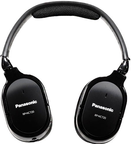 Panasonic RP-HC720 Head Phones