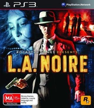 Rockstar L.A. Noire PS3 Playstation 3 Game
