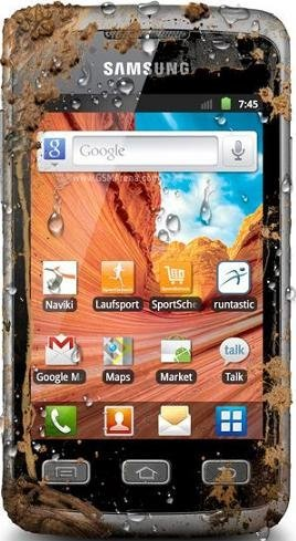 Samsung Galaxy Xcover S5690 Mobile Phone