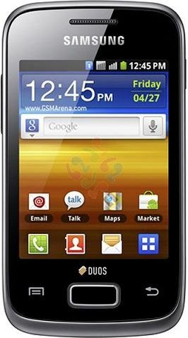 Samsung S6102 Galaxy Y Duos Mobile Cell Phone