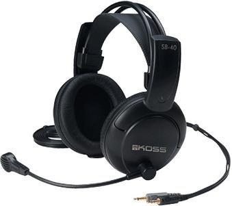 Koss SB40 Headphones