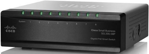 Cisco SLM2008PT-AU Networking Switch