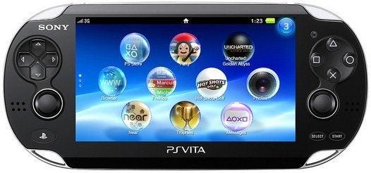 Sony PlayStation Vita Wi-Fi + 3G Console