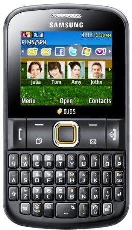 Samsung Chat 222 Mobile Phone