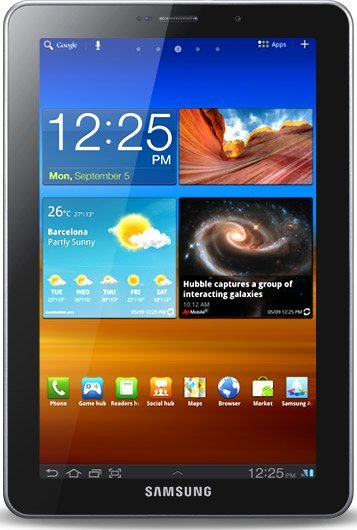 Samsung Galaxy Tab 7.7 32GB Wi-Fi Tablet