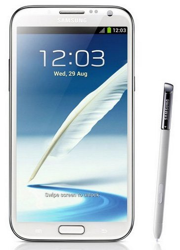 Samsung Galaxy Note II 16GB Mobile Phone